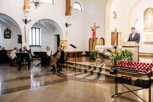 TRYPTYK RZYMSKI Jana Pawła II muzyką malowany - 22.04.2018