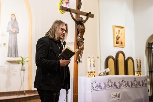 Spotkanie z poezją - Krzysztof Cezary Buszman - 10.12.2017r.